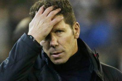 El fichaje que se le 'cae' al Cholo Simeone en el partido ante el Betis (vaya palo)