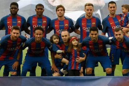 El fracaso del Barça en la Liga pone el cartel de transferible a un peso pesado del plantel