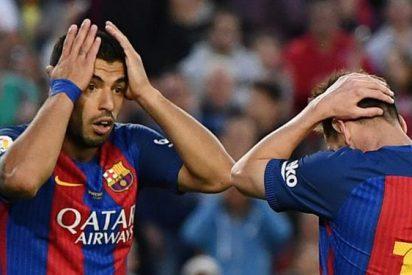 El fracaso del Barça en Liga pone el cartel de transferible a un peso pesado del vestuario