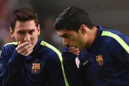 El informe que saca los colores a Leo Messi y Suárez (y Luis Enrique tiene la culpa)