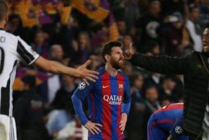 El mensaje que le llega a Messi desde el vestuario de la Juventus (apuntando a Cristiano Ronaldo)