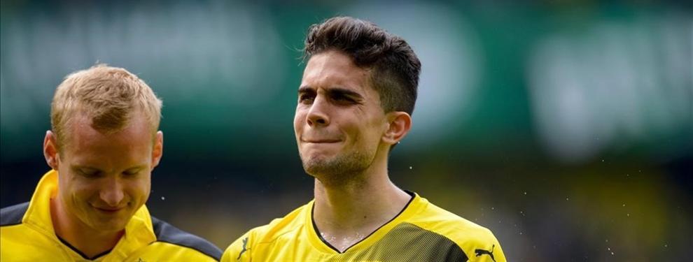 El ofertón de la Premier League que ha rechazado Bartra para dejar tirado al Borussia Dortmund