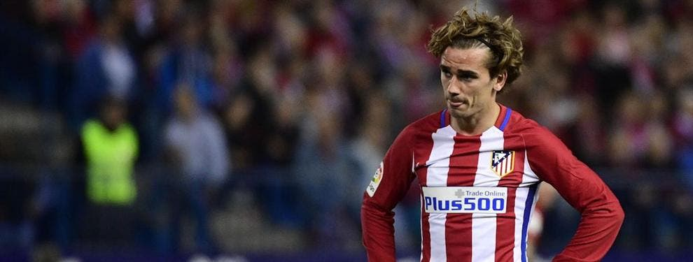 El órdago del Atlético a Griezmann: la oferta para que rechace a Mourinho