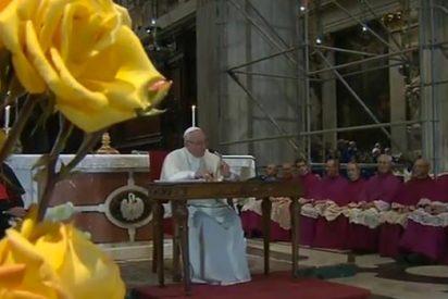 """El Papa al clero de Génova: """"Adelante, que el Señor es grande y nos dará hijos y nietos en nuestras congregaciones y en nuestras diócesis"""""""