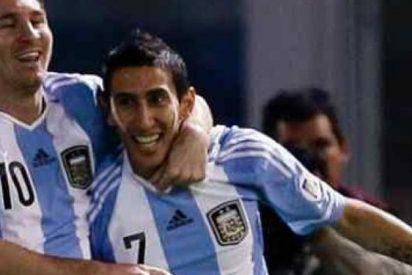 El plan magistral del Barça para fichar a Di María usando a Messi (con 'zasca' a Florentino Pérez)