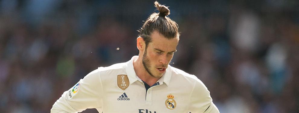 El problema que pone Gareth Bale en la mesa del Real Madrid (con Isco de por medio)