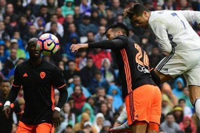 El Real Madrid no le pierde ojo a un jugador del Valencia (y podría haber nuevo 'incendio')