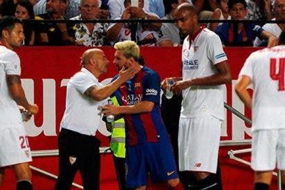 El Sevilla se pone 'gallito' con el Barça: Leo Messi podría quedarse sin Sampaoli