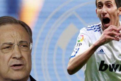 El último gesto incendiario de Di María (con 'olor' a Barça) lo puede aprovechar Florentino Pérez