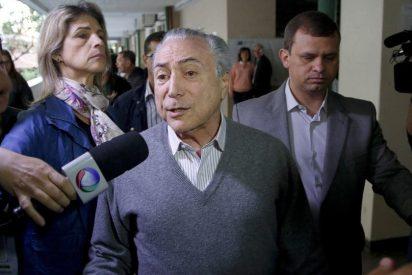El presidente Temer pide que peritos analicen la grabación en la que avala un soborno