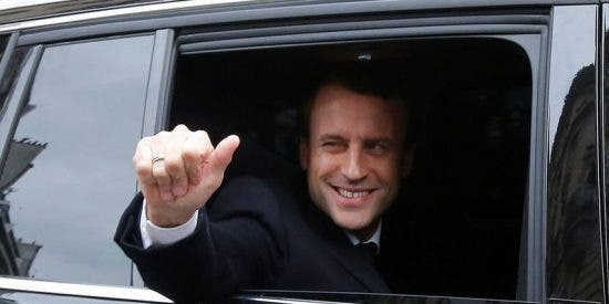 Francia vota por Europa y elige presidente a Macron