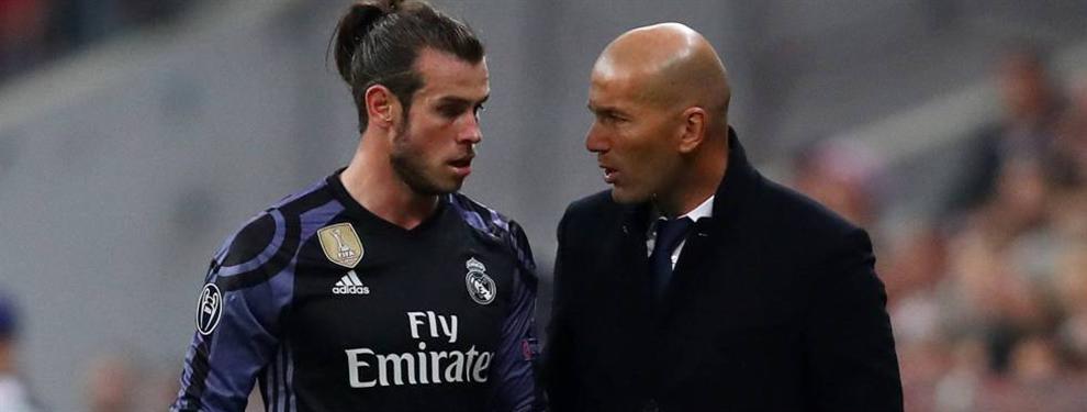 ¡Empieza el 'Show'! El 'recadito' del entorno de Bale que señala a Zidane pensando en Cardiff