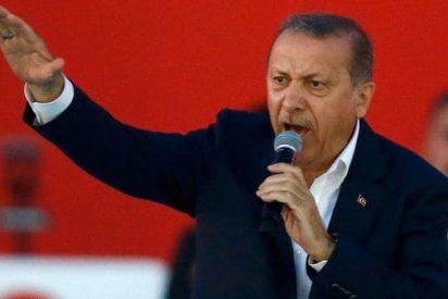 Erdogan ordena el arresto del dueño y los redactores jefe de otro diario opositor en Turquía