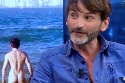 Fernando Tejero revela el nombre de la famosa que fotografió su culo en la playa