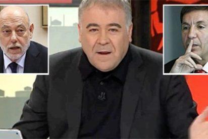 """García Ferreras y Escolar señalan a Moix como """"el filtrador"""" a los medios de la derecha"""