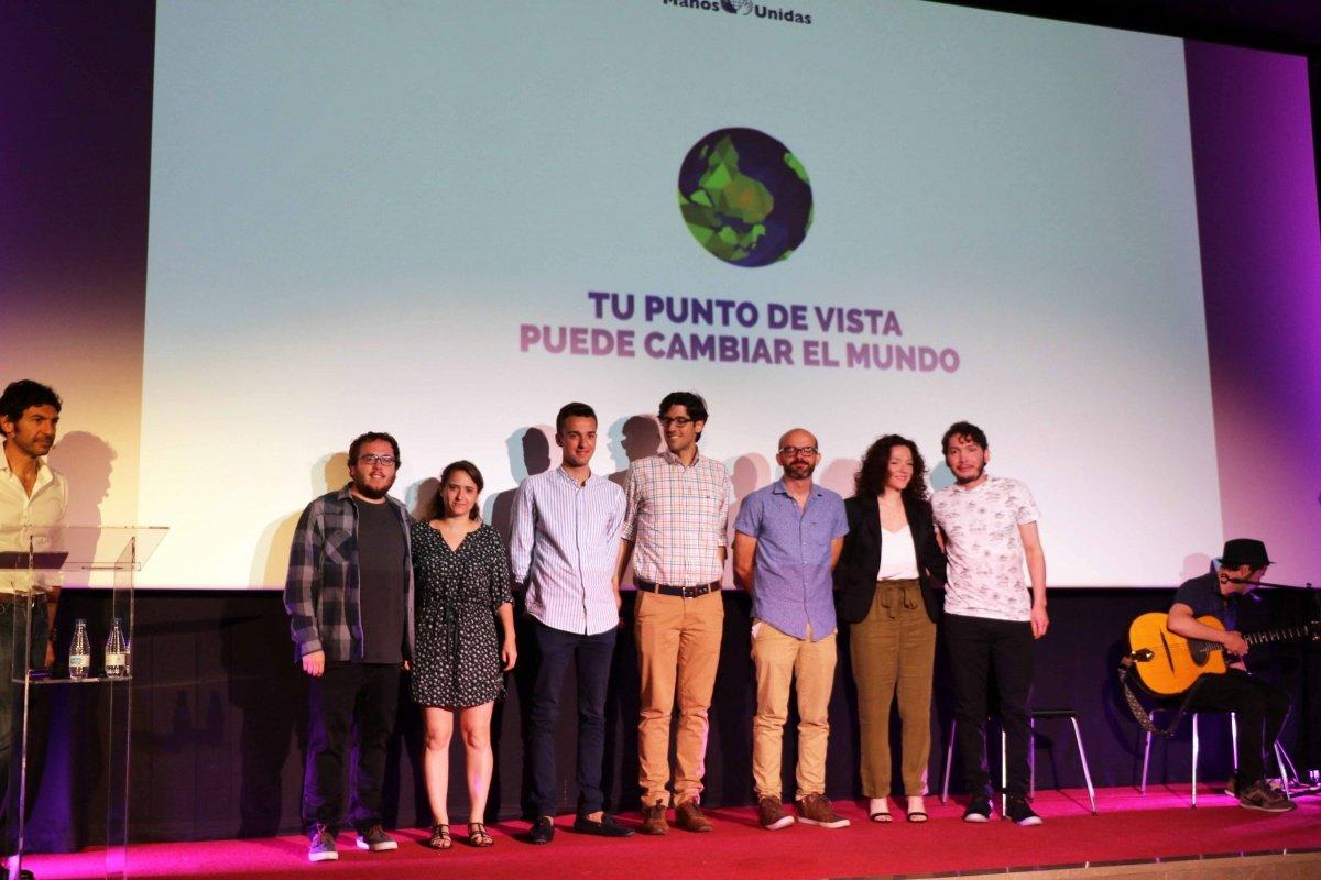 """""""La mano del hombre"""", ganador del Festival de #Clipmetrajes 2017"""