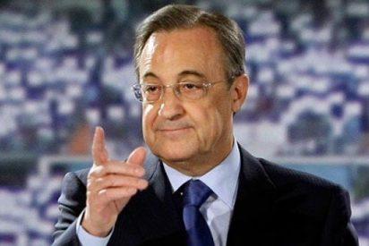 Florentino Pérez prepara la cartera: el negocio 'bomba' que se cuece en el derbi europeo