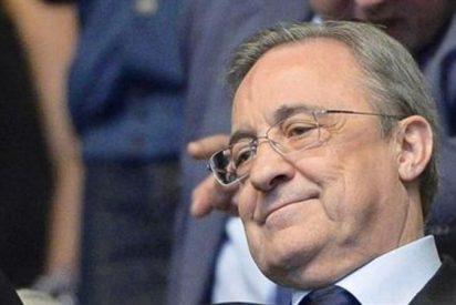 Florentino Pérez filtra un fichaje bomba en la celebración del Real Madrid que remata al Barça