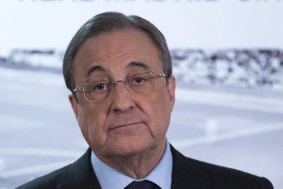 Florentino Pérez pasa al ataque: el 'cuánto hay que poner' para evitar un fichaje bomba del Barça