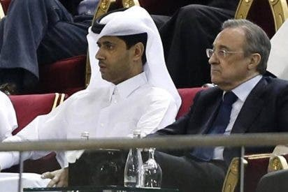Florentino Pérez saca a un crack de la lista de la compra del Barça a golpe de talonario