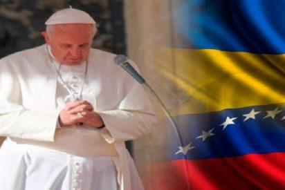 """Ocho gobiernos latinoamericanos se suman a la petición del Papa de """"soluciones negociadas"""" en Venezuela"""