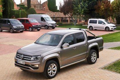 Volkswagen afianza sus vehículos comerciales con el Crafter