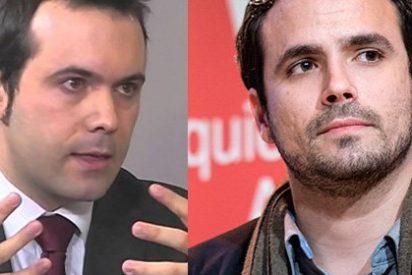 El economista Juan Ramón Rallo manda a la lona al muy demagógico Alberto Garzón con un tuit que se vuelve viral