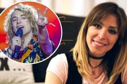 Gisela Lladó critica la canción de Manel Navarro y se cachondea de su pronunciación en el inglés