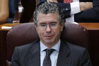 El juez fija una fianza de 400.000 euros para que Granados salga de prisión