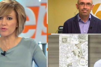 """Susanna Griso despelleja al concejal de IU que echó a Banderas: """"¡Hace bien en irse y que les den!"""""""