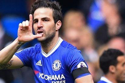 ¿Guardiola, Mourinho o Conte? Cesc Fábregas se 'moja' (y su revelación te dejará helado)