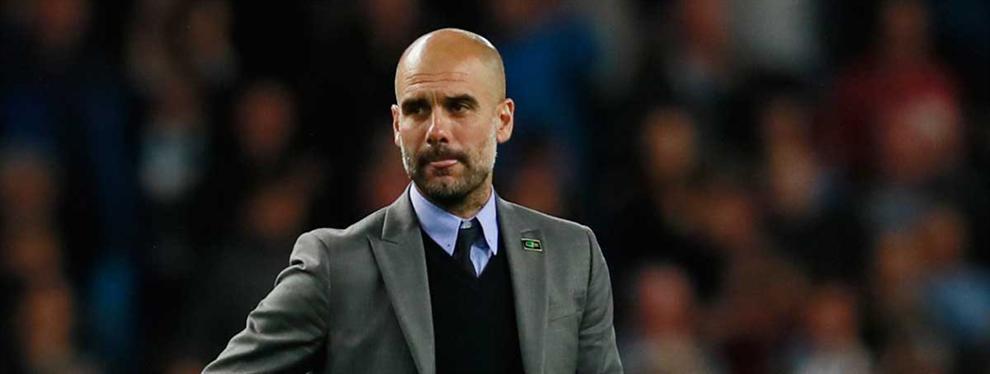 Guerra total: se filtra el nombre del jugador que Guardiola le 'robó' al Barça