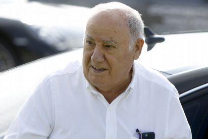 Amancio Ortega ingresa 628 millones por dividendo de Inditex,