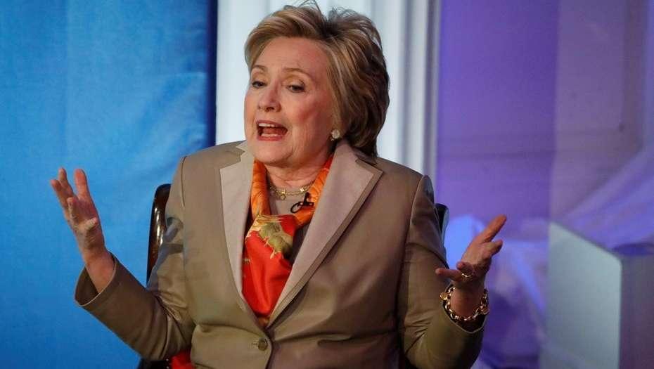 Una cabreada Hillary Clinton culpa al FBI y su famosa carta de no ser presidenta