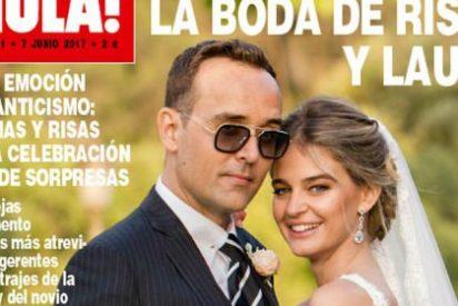 La hipócrita exclusiva de la boda de Risto: ¿cuánto dinero le han pagado al que siempre se quejaba de la prensa rosa?
