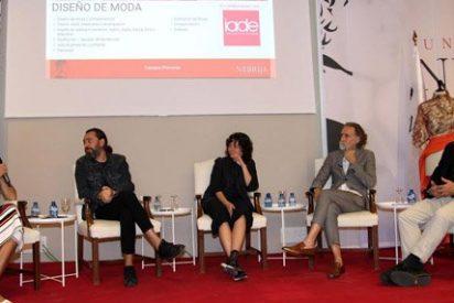 Presentación Grado Diseño de Moda Universidad Nebrija e IADE