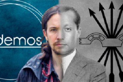 Inda destroza a Iglesias dejándole a la altura de Franco y Primo de Rivera