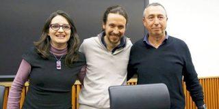 'Baldoví que vi': Compromís le hace la peineta a la moción de censura de Iglesias