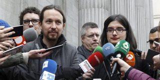 Pablo Iglesias aplaude las mofas a Irene Villa y pide penas para quien se cachondee de Cassandra