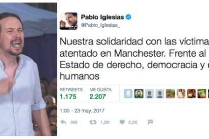 """Luis Ventoso destroza a Iglesias por no condenar el yihadismo: """"Es un político dañino con un compás moral atrofiado, un miserable"""""""