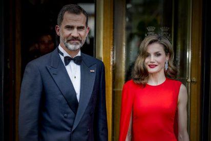Los Reyes acuden a un 'fiestón' para el que la Casa Real prefería mantener la discreción