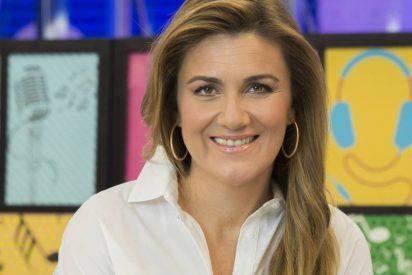 Carlota Corredera rompe a llorar en 'Cámbiame'
