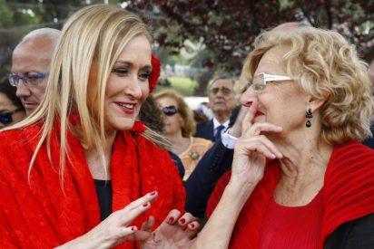 PP y Ciudadanos hacen frente común contra Carmena por hacer de anfitriona de los independentistas