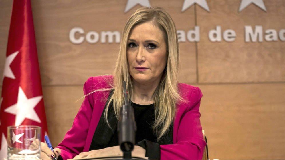 Cristina Cifuentes: la UCO tiene que dar explicaciones