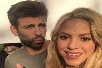 Shakira pone a 100 al Barça y caliente a todo el personal en su vídeo con Gerard Piqué