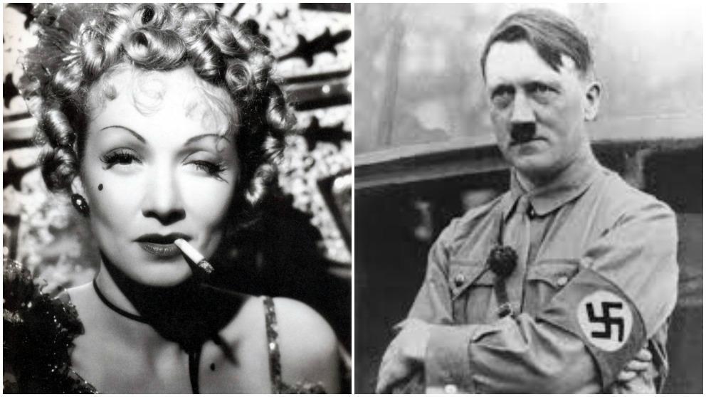 El descabellado plan de la divina Marlene Dietrich para asesinar a Hitler