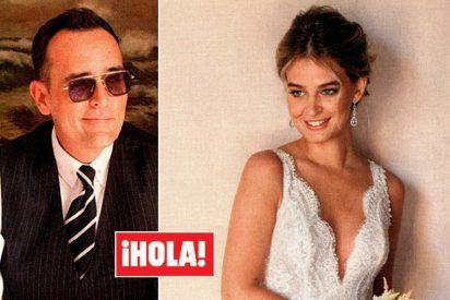 La oscura cara B de la boda entre Risto Mejide y Laura Escanes