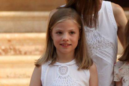 Los detalles de la Primera Comunión de la infanta Sofía