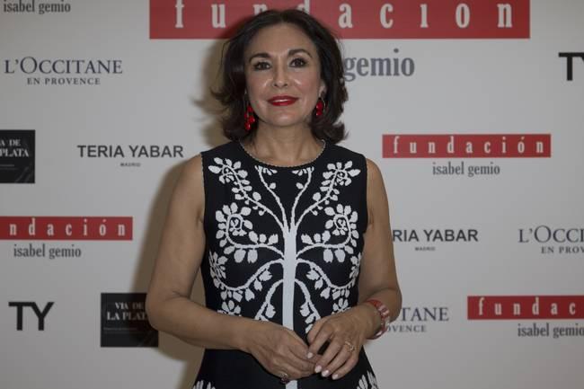 Las 'reinas de la tele' implicadas en la lucha de Isabel Gemio