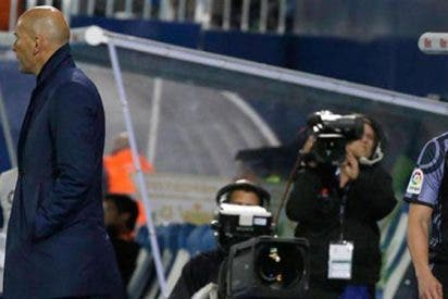 James Rodríguez le guarda un 'zasca' monumental a Zidane para la Champions